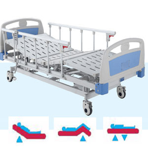 Electric 3 Function ICU bed