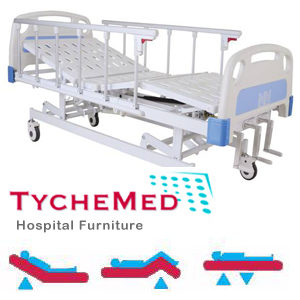 Manual 3 Function ICU Bed