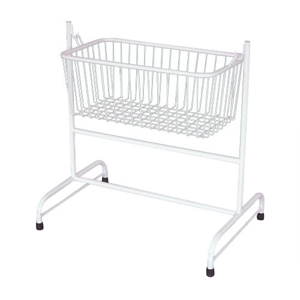 tychemed baby crib on stand